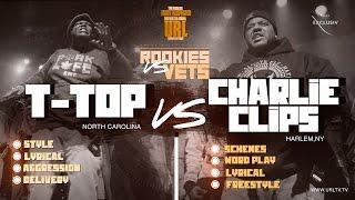 getlinkyoutube.com-CHARLIE CLIPS VS T-TOP SMACK/ URL