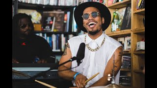 getlinkyoutube.com-Anderson .Paak & The Free Nationals: NPR Music Tiny Desk Concert
