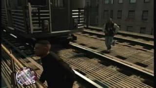 getlinkyoutube.com-GTA 4 Pushing People Into Trains