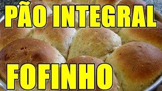 getlinkyoutube.com-PÃO INTEGRAL FÁCIL DE FAZER FOFINHO/ E COMO NÃO DEIXAR A CASCA DO PÃO FICAR DURA/ POR MARA CAPRIO