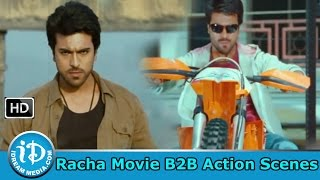 getlinkyoutube.com-Racha Movie - Best Telugu Action Sequences - Back to Back Fight Scenes