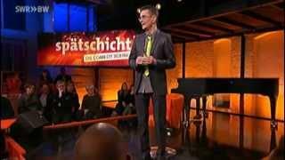 getlinkyoutube.com-Mathias Richling: Brüderle für Dummies | Spätschicht
