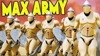 getlinkyoutube.com-Formata - 3 MAX SIZED ARMIES CLASH IN EPIC BATTLE - (Formata Gameplay)