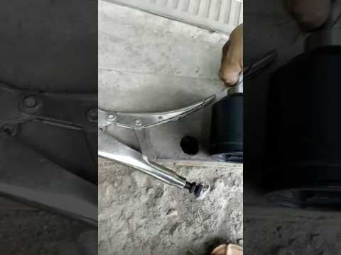 Ремонт внутреннего шруса Опель мерива, opel meriva