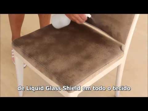 Estofados - Vidro Liquido