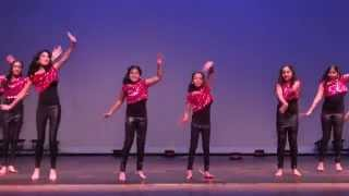 getlinkyoutube.com-Naach Meri Jaan, Girls Like to Swing - Dance Performance by Kids (HD)