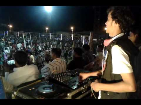 DJ PRUTHVI GANDHIDHAM -THE DJ NAVRATRI IN KUTCH..