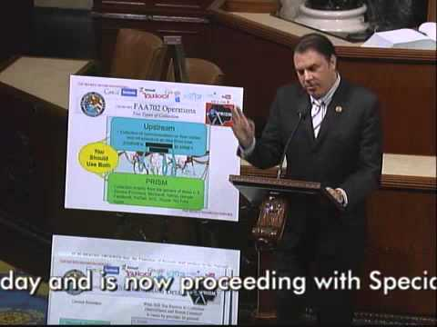 Rep. Alan Grayson on the NSA: American As Apple Spy