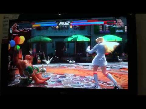 Tekken Tag 2   Arsalan vs Awais   Samanabad Tournament   8 Nov 2013