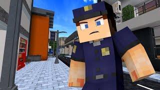 getlinkyoutube.com-Tokyo Soul - RUN ITS THE COPS! #27 (Minecraft Roleplay)