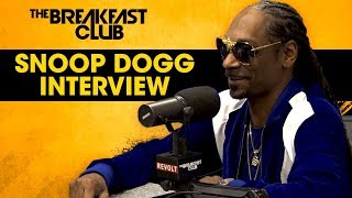 Snoop Dogg Talks Clout Chasing, Kanye West, Smoke Stories + More width=