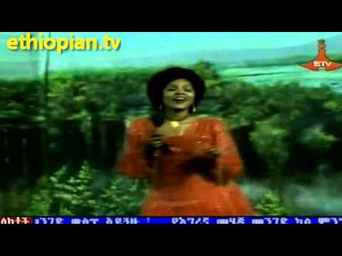Ethiopian Oldies Music : Bizunesh Bekele - Endatresagn