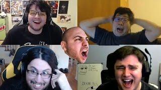 LoL Funny Stream Moments/Pro Plays #15 - Dyrus & Tobias Fate duo | Imaqtpie | Voyboy | Destiny