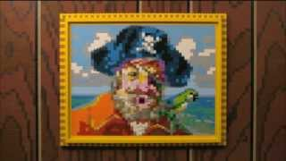 getlinkyoutube.com-Lego SpongeBob -theme song