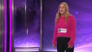 getlinkyoutube.com-Paulina Jonsson - Crazy in love (hela audition) - Idol Sverige (TV4)