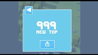 getlinkyoutube.com-Crossy Road iOS App | Beat My Highscore!