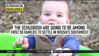 'Climate of antagonism': South African white farmers consider moving to Russia