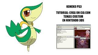 getlinkyoutube.com-Tutorial: Crear CIA con temas Custom Nintendo 3DS