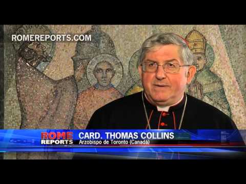 Cardenal Thomas Collins  Un cnclave visto desde dentro