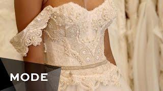 getlinkyoutube.com-3 Theme Wedding Dresses | Get the Look ★ Mode.com