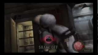 Resident Evil 4: Regenerator Death Scene