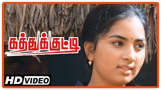 getlinkyoutube.com-Kathukutti Tamil Movie | Scenes | Srushti rejects from giving space for phone tower | Narain