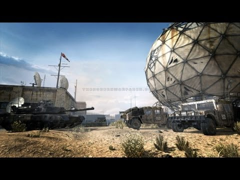 MW3 MP7 Triple MOAB 6v6 on Dome