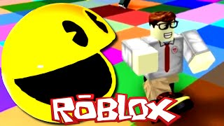 getlinkyoutube.com-Roblox / Survive a Giant Pacman / PACMAN WHERE ARE YOU?!? / Corl Plays