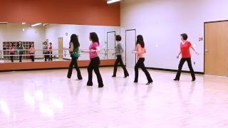 getlinkyoutube.com-Stitches - Line Dance (Dance & Teach)