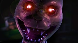 CARL THE CAT ISN'T SO FRIENDLY!! | Five Nights At Candy's 3 [Night 3]