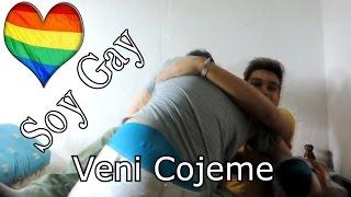 getlinkyoutube.com-Broma A Mi Amigo Que Soy Gay
