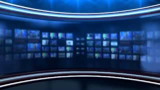 getlinkyoutube.com-Breaking News Background Virtual Se