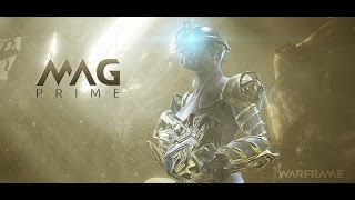 getlinkyoutube.com-Warframe T4 Survival Solo - Mag Prime
