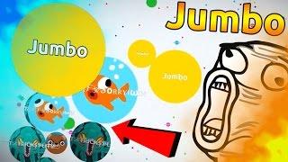 getlinkyoutube.com-Agar.io - DOMINATING THE SERVER SOLO  | Epic Agario Gameplay