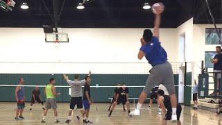 getlinkyoutube.com-Josh Barrina Volleyball Highlights - IVL 2016  Men's Open (PART 3/3)