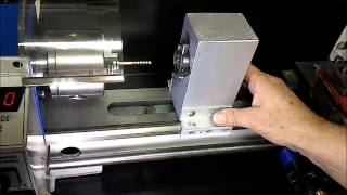 getlinkyoutube.com-Barlotti Rosca Fácil no Torno. (Easy thread on the lathe)