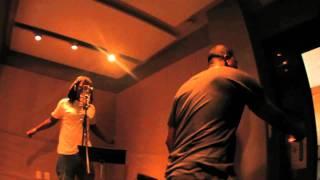 Gucci Mane & Waka Flocka - Enregistrement du morceau PacMan