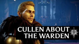getlinkyoutube.com-Dragon Age: Inquisition - Cullen about the Warden (romance version)