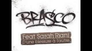 getlinkyoutube.com-Brasco Feat Sarah Riani - D'une Blessure A L'autre