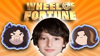 getlinkyoutube.com-Wheel of Fortune with Special Guest Finn Wolfhard - Guest Grumps