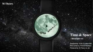 TIME&SPACE ( the zero gravity watch ) : ver.Moonlight II // designed by i3Lab.