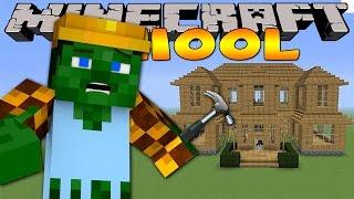 getlinkyoutube.com-Minecraft School : OUR FIRST BUILDING EXAM!