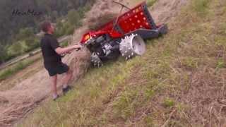 getlinkyoutube.com-Heuschieber HeuMax & SiloMax 2012 by Agrartechnik.it - SEHEN SIE JETZT AUCH VIDEO VON 2014 !!!