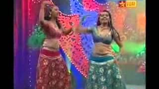 getlinkyoutube.com-Suhasini & Pooja in jodi no  1