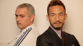 getlinkyoutube.com-必見!!! 中田英寿&モウリーニョの対談 2人が考える美しいサッカーとは何なのか?