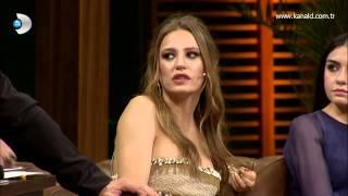 getlinkyoutube.com-Beyaz Show  Serenay Sarıkaya'nın dizideki sümük sahnesi olay oldu!