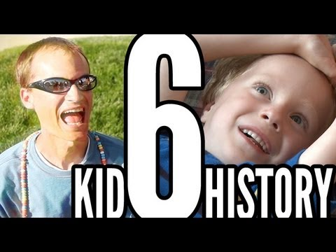 Kid History - Episode 6 - by BoredShortsTV