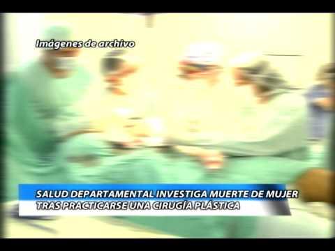 Secretaría de Salud investiga muerte de mujer en Cali tras practicarse una cirugía plástica