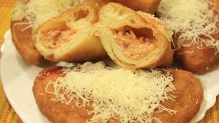 getlinkyoutube.com-Pancerote recept-Panzerotti recipe