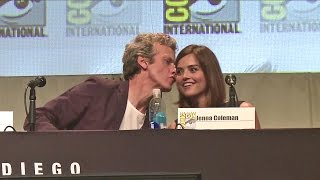 Top 5 Doctor Who Panel Moments - San Diego Comic Con 2015